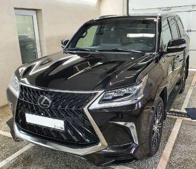 Lexus LX570, 2019