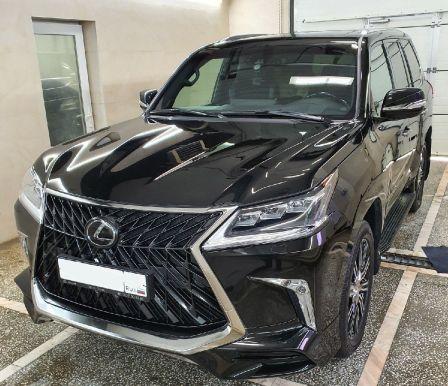 Lexus LX570 2019 - отзыв владельца