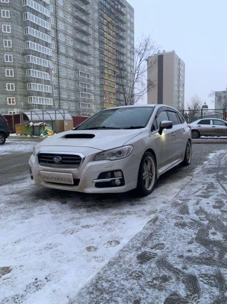 Subaru Levorg 2014 - отзыв владельца