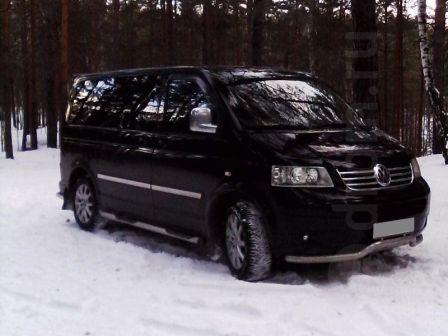 Volkswagen Multivan 2008 - отзыв владельца