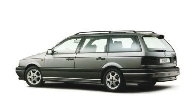 Volkswagen Passat, 1993