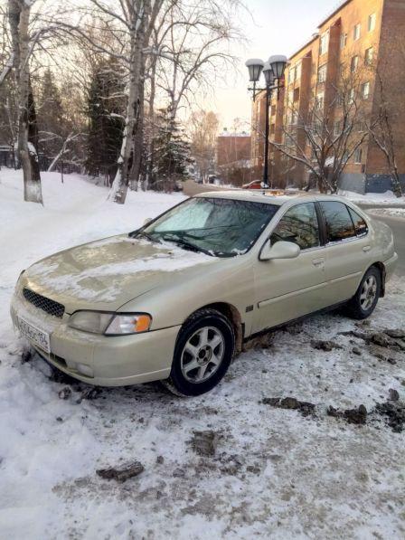 Nissan Altima 1999 - отзыв владельца