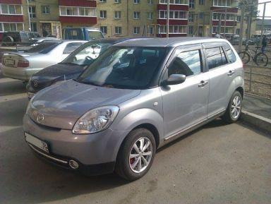 Mazda Verisa, 2006