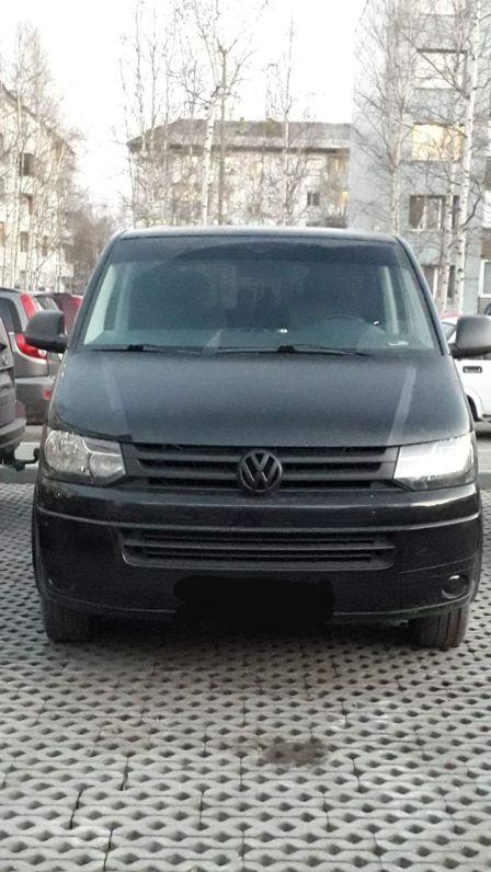 Volkswagen Caravelle 2012 - отзыв владельца