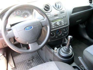 Ford Fiesta 2006 отзыв автора | Дата публикации 06.12.2019.