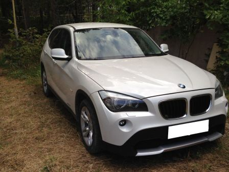 BMW X1 2011 - отзыв владельца