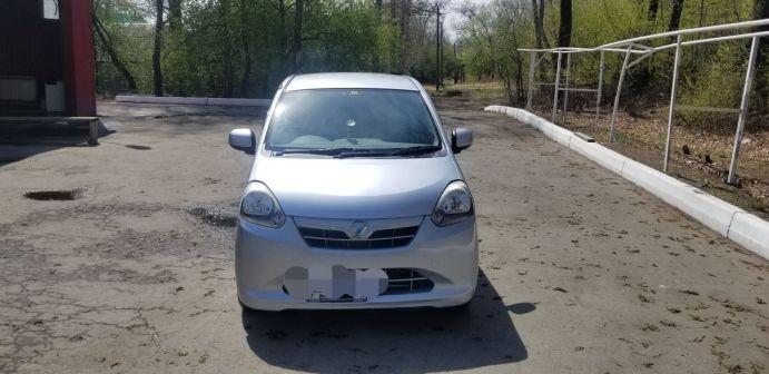 Daihatsu Mira e:S 2012 - отзыв владельца