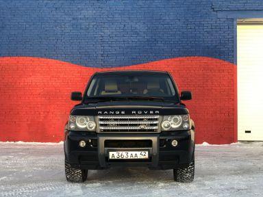 Land Rover Range Rover Sport, 2007