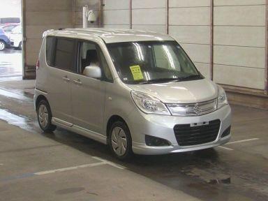 Suzuki Solio 2015 отзыв автора | Дата публикации 09.12.2019.