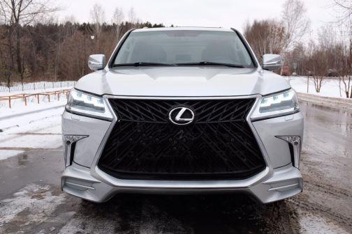 Lexus LX570 2013 - отзыв владельца