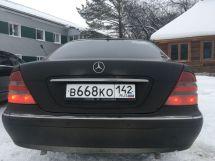 Mercedes-Benz S-Class, 1998
