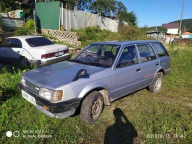 Mazda Familia, 1989