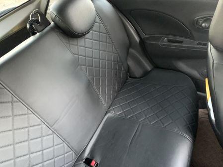 Nissan March 2012 - отзыв владельца