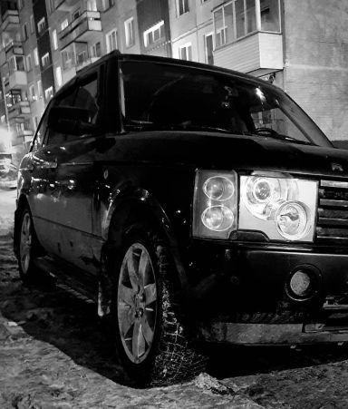 Range Rover 2005 отзыв автора | Дата публикации 16.12.2019.