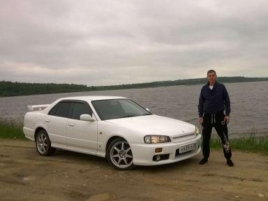 Nissan Skyline 1998 отзыв автора | Дата публикации 17.12.2019.