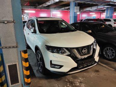 Nissan X-Trail 2019 отзыв автора | Дата публикации 18.12.2019.
