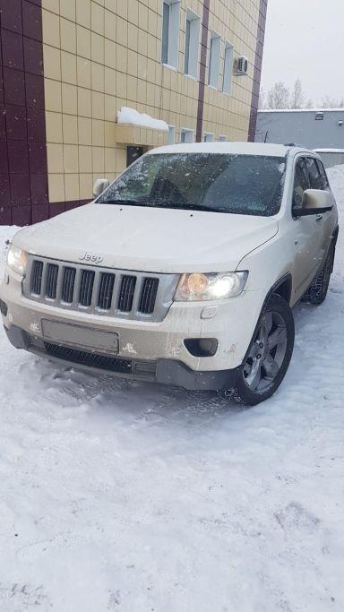 Jeep Grand Cherokee 2012 отзыв автора | Дата публикации 18.12.2019.