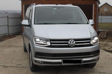 Volkswagen Multivan 2018 отзыв автора | Дата публикации 21.12.2019.