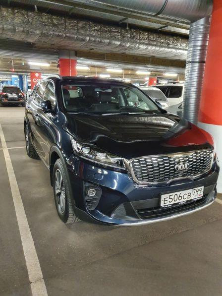 Kia Sorento 2019 - отзыв владельца