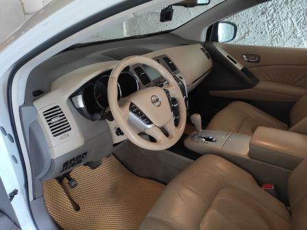 Nissan Murano 2010 - отзыв владельца