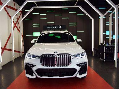 BMW X7 2019 отзыв автора | Дата публикации 25.12.2019.