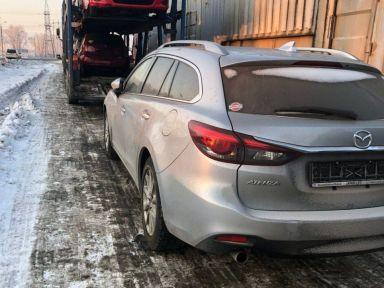 Mazda Atenza 2015 отзыв автора | Дата публикации 25.12.2019.