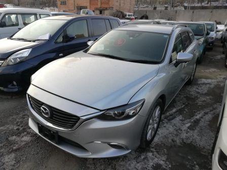 Mazda Atenza 2015 - отзыв владельца