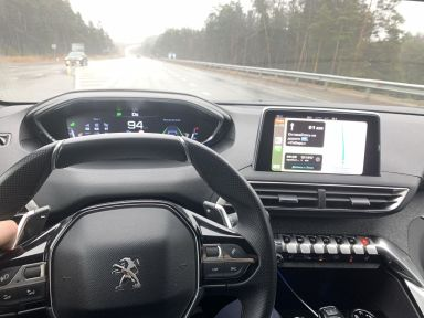 Peugeot 5008, 2018