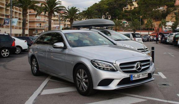 Mercedes-Benz C-Class 2019 - отзыв владельца