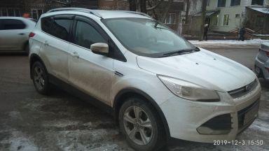 Ford Kuga, 2014
