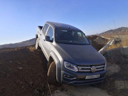 Volkswagen Amarok 2017 - отзыв владельца