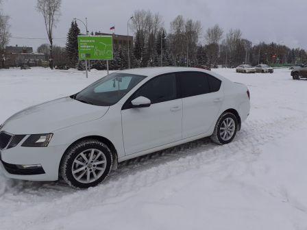 Skoda Octavia 2019 - отзыв владельца
