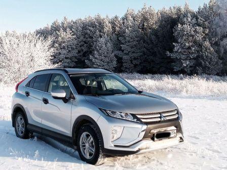 Mitsubishi Eclipse Cross 2018 - отзыв владельца