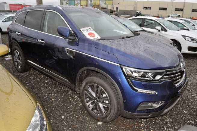 Renault Koleos, 2019 год, 2 301 880 руб.