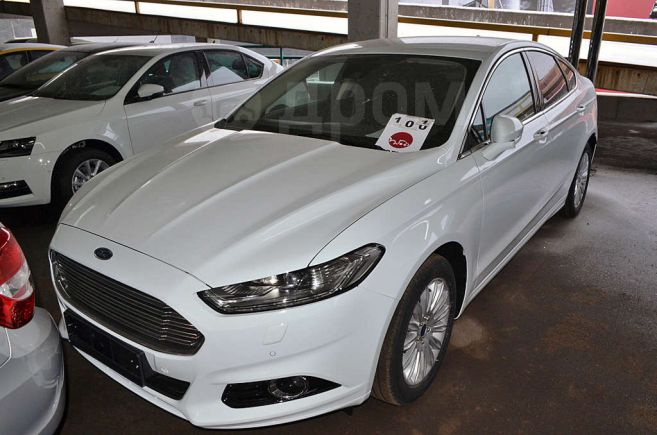 Ford Mondeo, 2019 год, 1 921 500 руб.