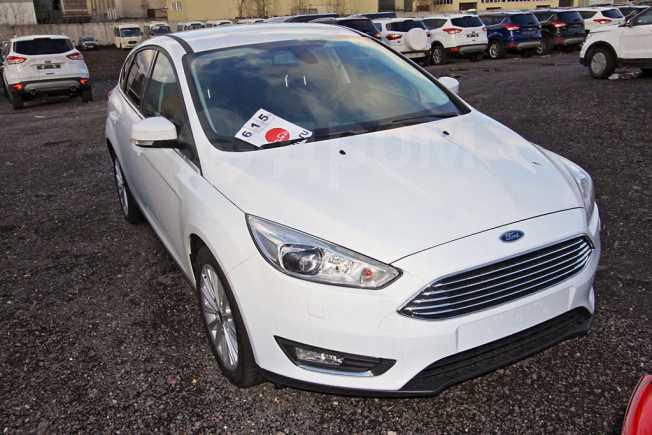 Ford Focus, 2019 год, 1 320 500 руб.