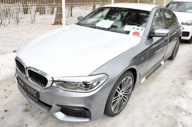 BMW 5-Series, 2019 год, 5 830 500 руб.
