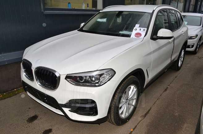 BMW X3, 2020 год, 3 360 000 руб.