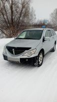 SsangYong Actyon Sports, 2010 год, 650 000 руб.