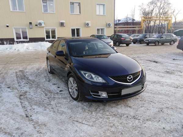Mazda Mazda6, 2008 год, 587 000 руб.