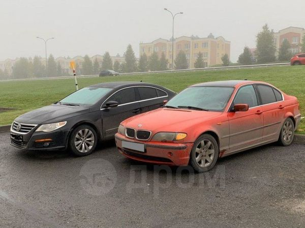 BMW 3-Series, 2001 год, 300 000 руб.