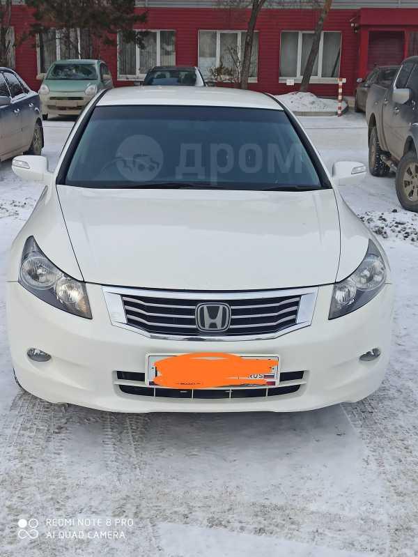 Honda Inspire, 2009 год, 365 000 руб.