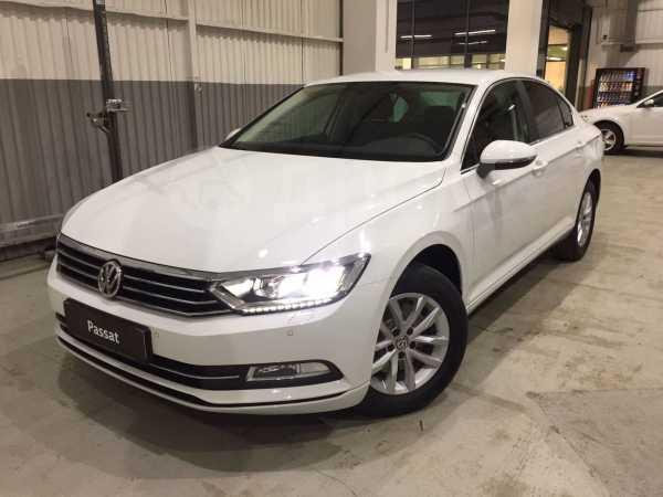 Volkswagen Passat, 2017 год, 2 130 653 руб.