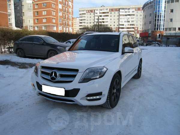 Mercedes-Benz GLK-Class, 2013 год, 1 399 000 руб.