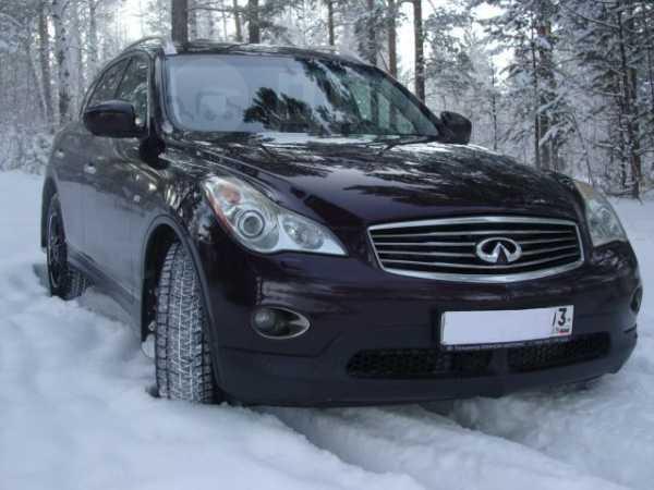 Infiniti EX35, 2008 год, 830 000 руб.