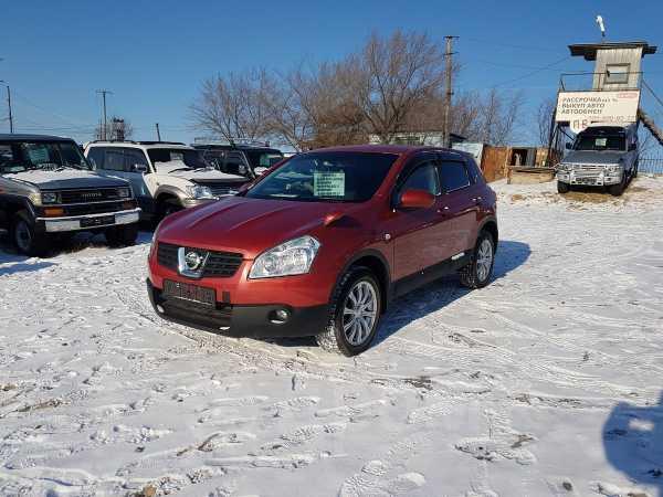 Nissan Dualis, 2007 год, 598 000 руб.