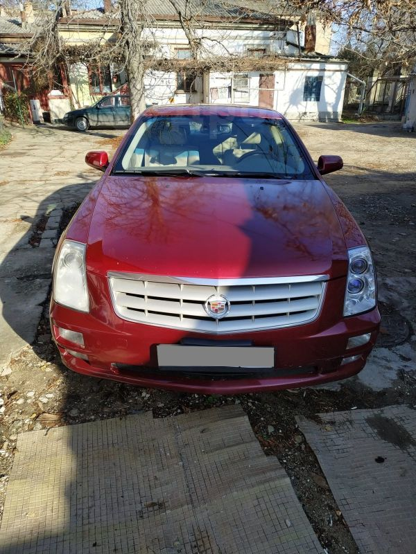Cadillac STS, 2004 год, 580 000 руб.