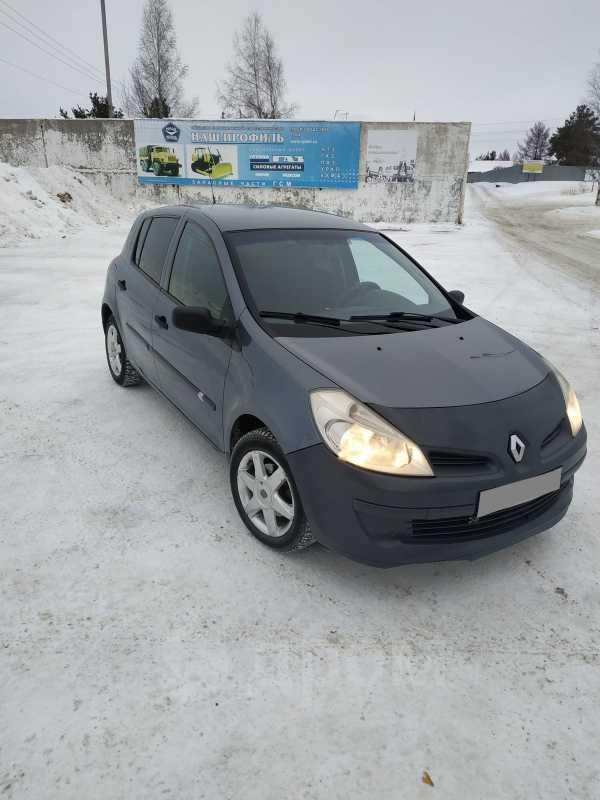 Renault Clio, 2006 год, 140 000 руб.