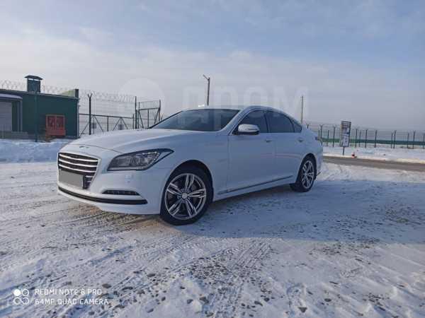 Hyundai Genesis, 2015 год, 2 000 000 руб.