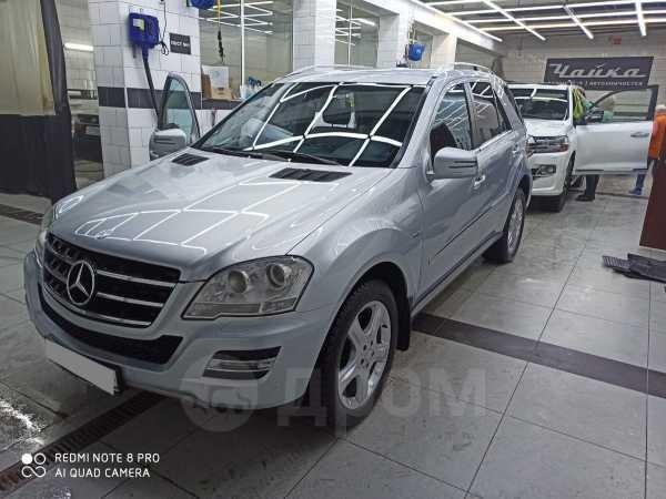 Mercedes-Benz M-Class, 2011 год, 1 255 000 руб.